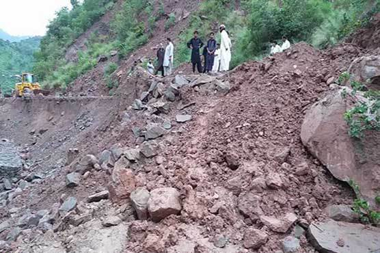 Landslide kills six in Balochistan's Ziarat