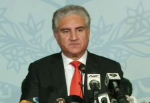 FM Qureshi to represent Pakistan at signing of Afghan peace deal in Doha
