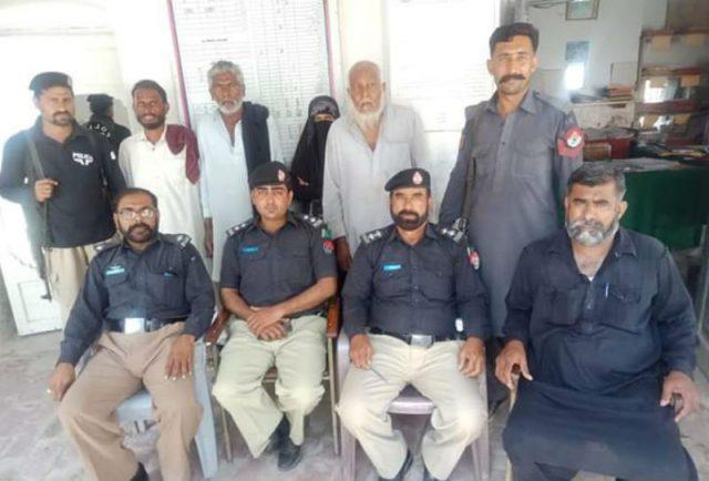Man arrested for selling teenage daughter in DI Khan