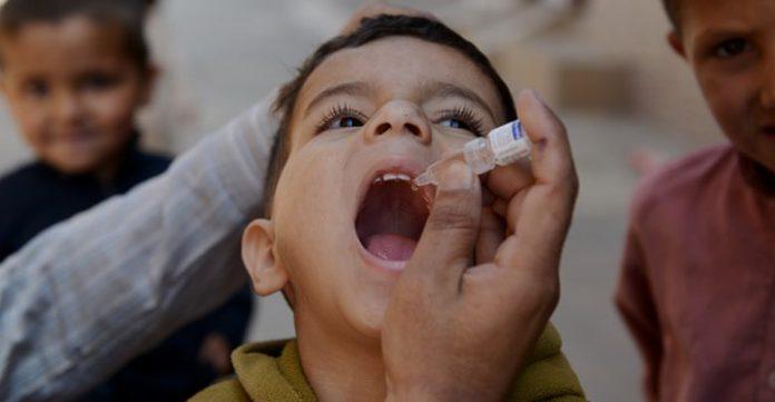 Three-day anti-polio campaign underway in Khyber Pakhtunkhwa