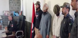 Four wanted TTP militants arrested from Hazara: DPO Mansehra