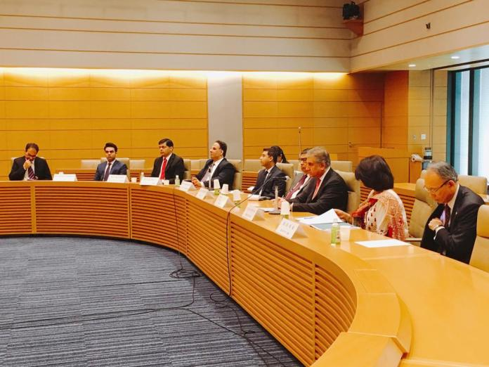 Pakistan, Japan agree to further strengthen bilateral ties