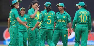Women cricket squad