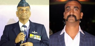 Abhinandan's father terms Pakistan's F-16 a 'real threat' to India