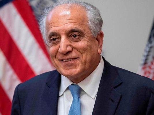 US envoy Khalilzad in Kabul amid signs talks with Taliban to resume