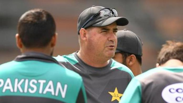 Head coach confident Pakistan will be better at World Cup after England rout