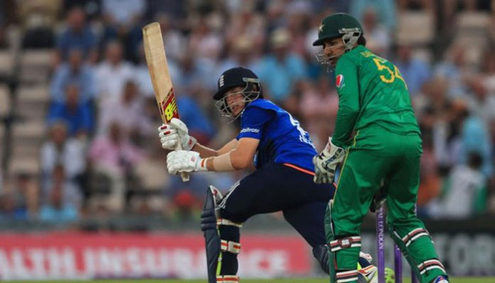 England opt to bat first against Pakistan in fifth ODI