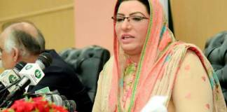Firdous denies reports of Taliban delegation meeting PM Imran