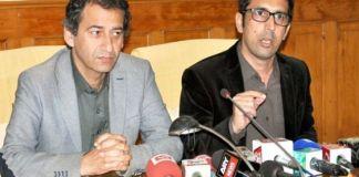 Shahram Tarakai, Atif Khan accuses Pervez Khattak of conspiracy