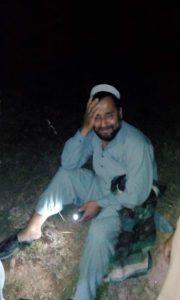 Farishta Mohmand father