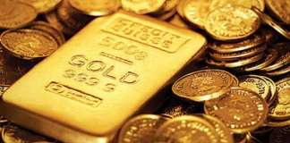 Gold price jumps by Rs700 per tola