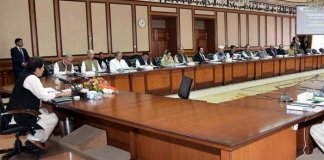 Federal Cabinet approves Army Act amendment billcabinet meeting reviews NAB ordinance