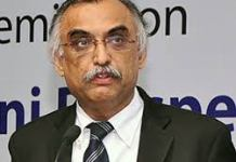 Shabbar Zaidi removed as FBR chairman