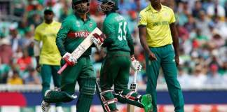Bangladesh beat South Africa by 21 runs in World Cup
