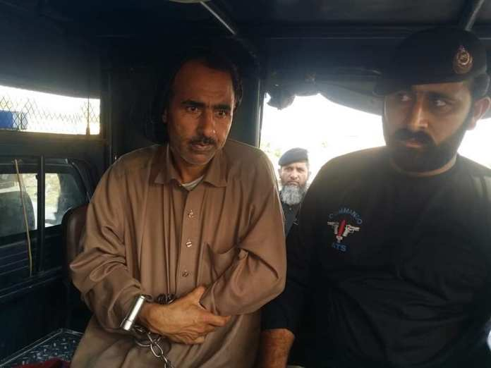 Key accused involved in murder of three brothers arrested in Charsadda