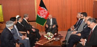 Pakistan, Afghanistan agree to implement already decided strategy of peace