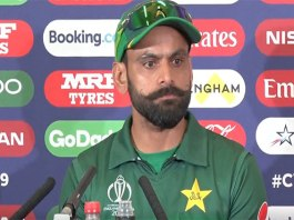 Waqar Younis must realise his 'time is up': Mohammad Hafeez