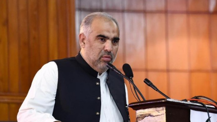 Pakistan to hold national dialogue on Afghan peace: Asad Qaisar