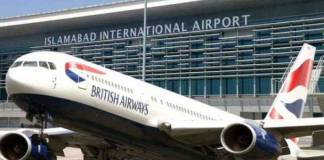 British Airways resumes flights operation to Pakistan after more than a decade