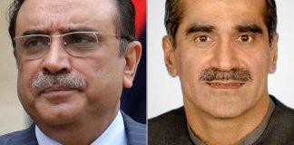 NA Speaker issues production orders for Zardari, Saad Rafique