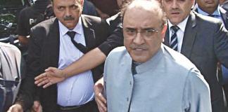 Fully supports Maulana Fazlur Rehman's 'Azadi March': Zardari