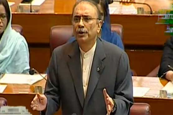 PPP ready for talks with govt to form economic policy: Zardari
