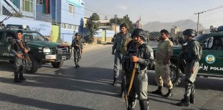 Two killed, 10 injured in blast near Kabul university, official says