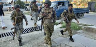 20 killed in attack on VP candidate's office in Kabul