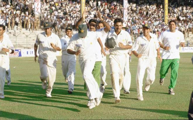 Cricket fans vote 1999 Chennai Test as Pakistan's greatest test