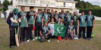 Pakistan win Inter-Parliamentary Cricket World Cup