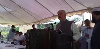 CM Mahmood inaugurates monsoon tree plantation campaign