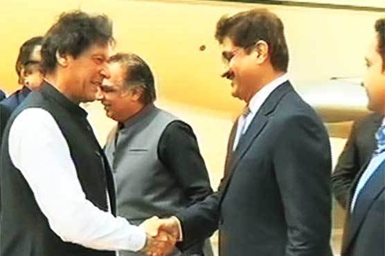 Prime Minister Imran Khan to visit Karachi today