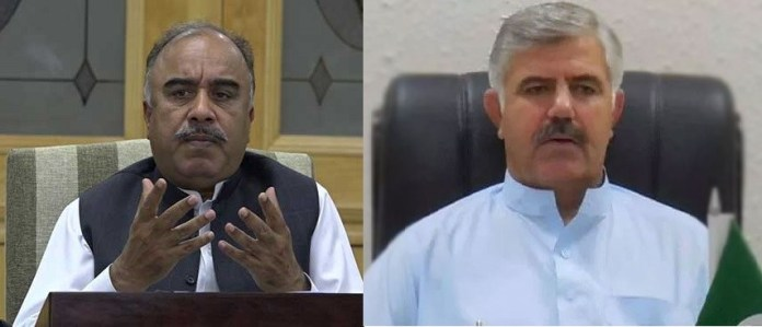 KP Governor, CM, others condemn DI Khan hospital suicide blast