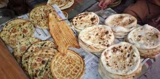 KP govt forms committee to set naan price in province
