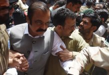ANF court extends Rana Sanaullah's judicial remand till September 28