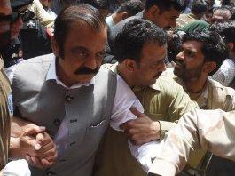 ANF court extends Rana Sanaullah's judicial remand till September 28