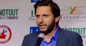 Shahid Afridi to visit LoC to express solidarity with Kashmiris
