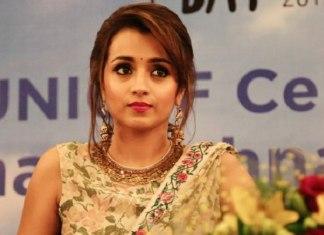 Trisha Krishnan expresses concerns over situation in occupied Kashmir