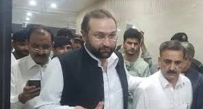 Hisham assures facilities in Central Jail Hospital Peshawar