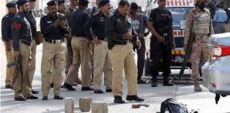 Five policemen injured in blast in Balochistan's Nasirabad