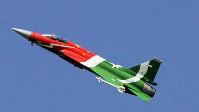 Pakistan, China air forces start joint exercise Shaheen VIII