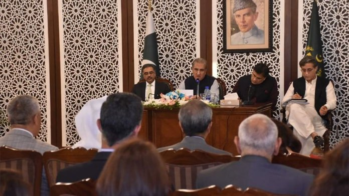 War between two atomic powers tantamount to joint suicide: FM Qureshi