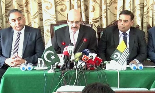 British parliamentarians urge UNSC to play role for logical end of Kashmir dispute
