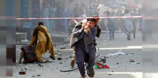 Explosions in Afghanistan wound dozens on 100th Independence Day