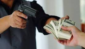 Robbers loot bank at gun point in Nowshera's Pabbi