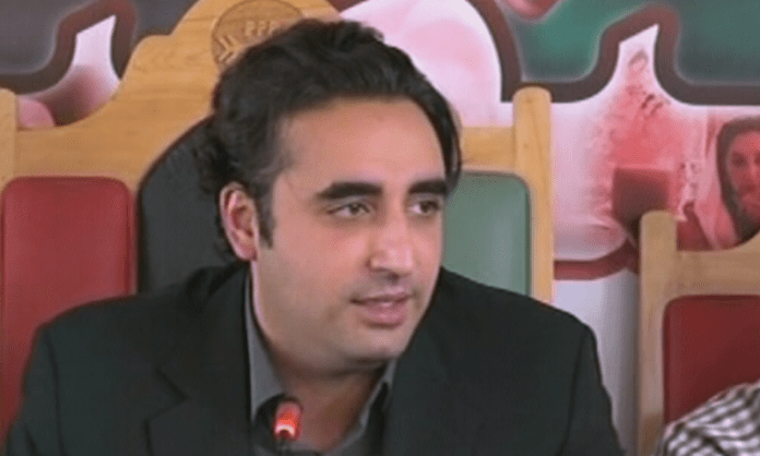 Indian conspiracy to change occupied Kashmir's demography unacceptable: Bilawal