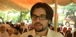 Haroon Bilour's son Daniyal receives assassination threats