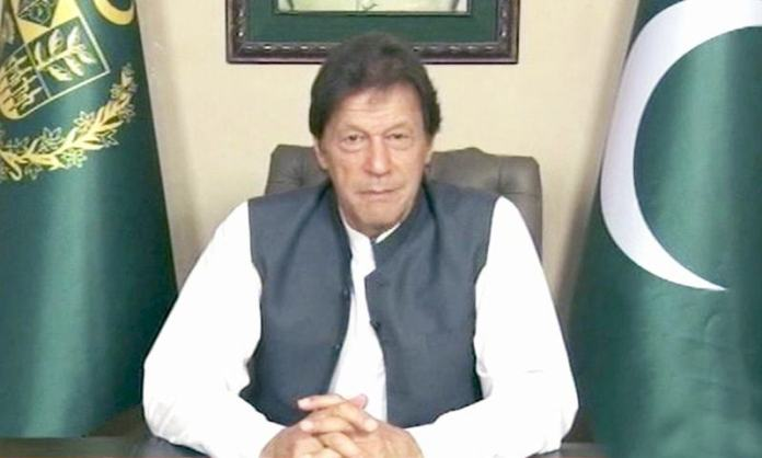 PM Imran lauds nation for showing solidarity with people of occupied Kashmir