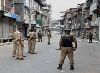 Kashmir valley remains under severe military siege