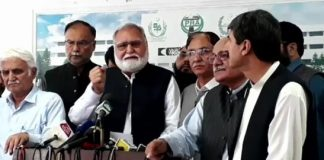 Opposition's Rahbar Committee opposes NAB Amendment Ordinance